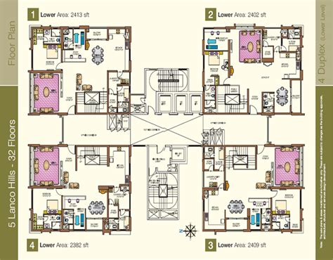 multiplex housing plans small luxury duplex house plans in india