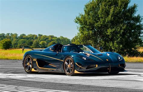 Official Koenigsegg Agera Rs Naraya Tinted Blue