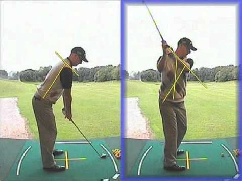 youtube golf swing lessons golf swing lesson shoulder turn backswing exeter golf