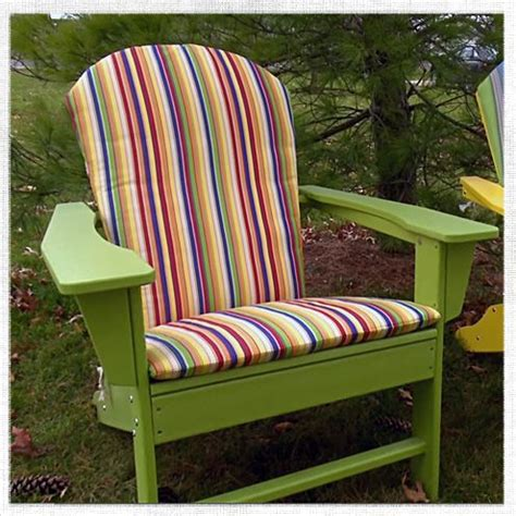 Cushions For Adirondack Chairs by Best 25 Adirondack Chair Cushions Ideas On