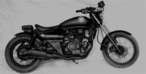 Modified Enticer Bike In India by Bajaj Avenger Modified Headlight Www Pixshark
