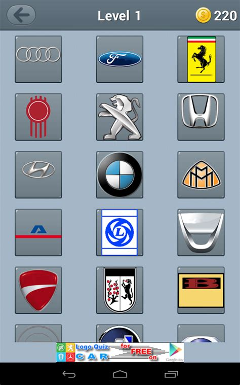Auto Logo Test by Auto Logo Quiz Android Apps Auf Play
