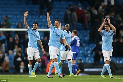 epl quarter final manchester city break new ground with maiden chions