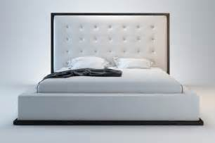 ludlow modern bed modern beds san diego by real