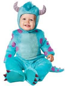 Costume Baby Sulley Classic Baby Costume Costume Craze