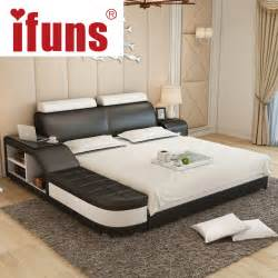 bedroom furniture with lots of storage online buy wholesale bed frame king size from china bed