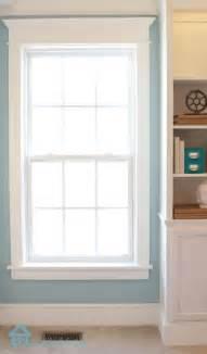 Trim Around Windows Inspiration 25 Best Ideas About Window Moulding On Window Trims Farmhouse Trim And Craftsman