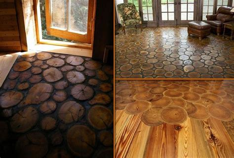 end grain wood flooring diy cozy home