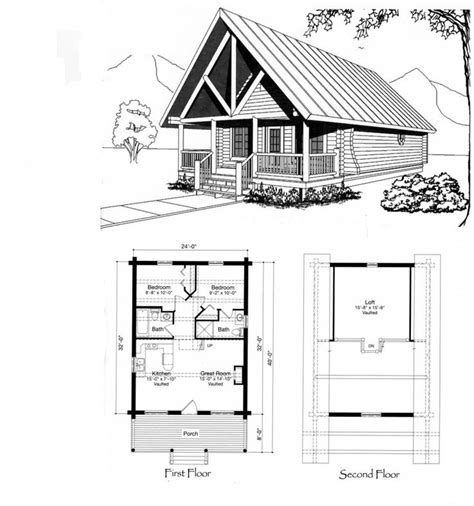 vacation cottage floor plans how to design a blue ridge cabin rental