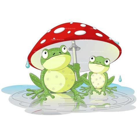 frog pattern umbrella clipart frog umbrella royalty free vector design