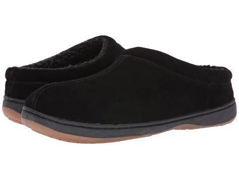 tempur pedic slippers mens tempur pedic arlow black s slippers slippers