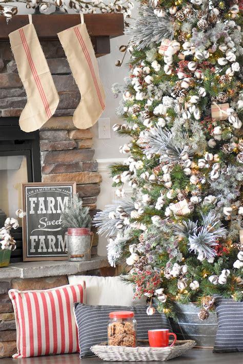 kitchen tree ideas 2018 kara s ideas farmhouse tree tree challenge 2017 kara s