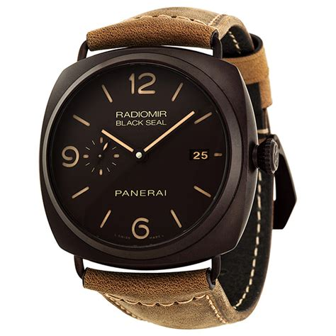Swiss Handmade Watches - replica panerai luminor