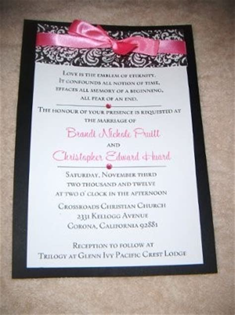 vista print wedding invites vista print invitations weddings style and decor
