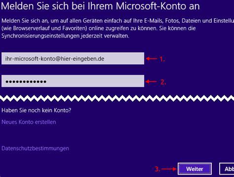 si鑒e microsoft windows 8 1 lokales konto auf microsoft konto 228 ndern