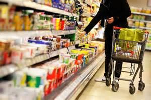 supermarkt regal die bilanz des lebensmittel portals spiegel
