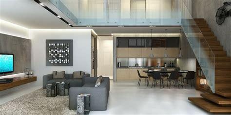 estudios y apartamentos tipo loft de dise 241 o moderno