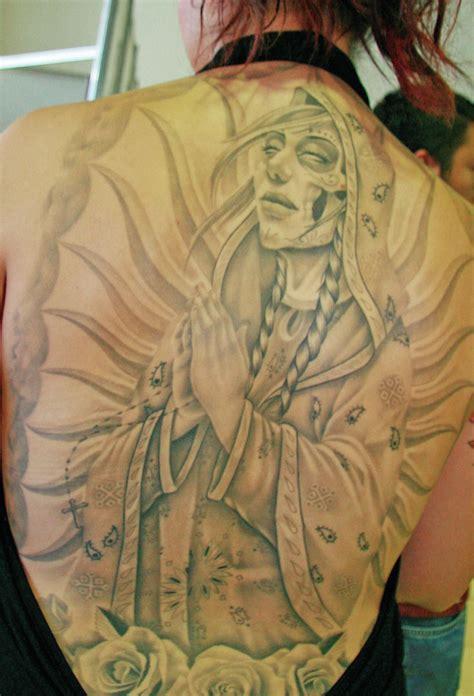 photo tattoo mexico city convention maryjpg photo 31