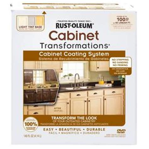 rustoleum kitchen cabinet paint kit shop rust oleum countertop transformations light base