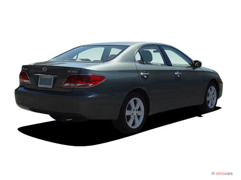 lexus sedans 2005 image 2005 lexus es 330 4 door sedan angular rear