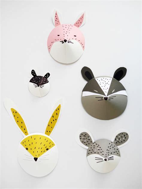 diy home mask diy summer craft colorful and paper masks
