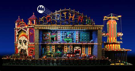 joker s fun house lego joker s fun house wanna know how i got this park technabob