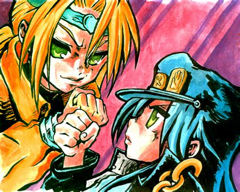 anime epic adventure jojo s adventure images epic hd wallpaper and