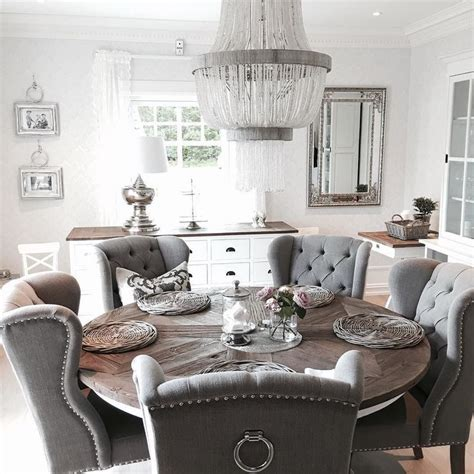 20 Rustic and Classic Glam Kitchen Decorating Ideas