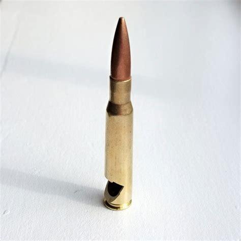 caliber bullet bottle opener  green head