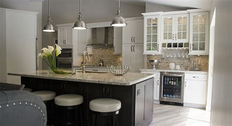 remodeled kitchens with white cabinets kitchen remodel creating a multi purpose room