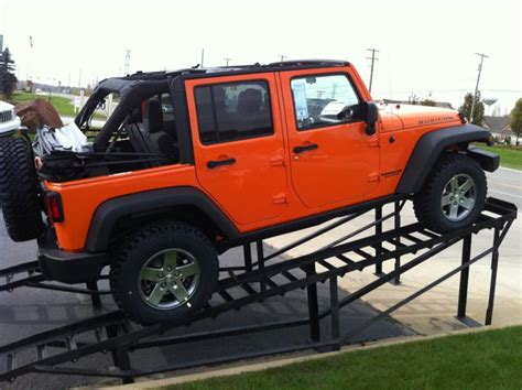 Crush Jeep 2012 Jeep Wrangler New Color Crush Jeepfan