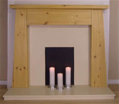 Pine Fireplace by Pine Fireplaces Pine Fireplace Surrounds Tapered Leg