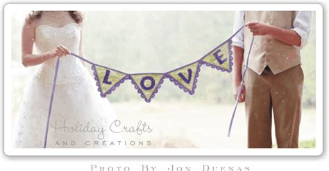 wedding banner diy diy wedding decorations easy to sew banner