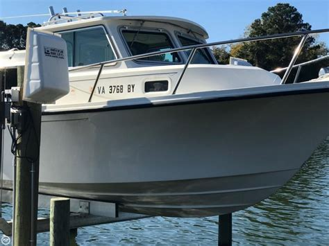used parker boats for sale in maine used parker pilothouse power boats for sale boats