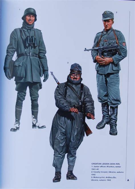 world war ii croatian image result for croatian legion militarism ww2 uniforms german uniforms and