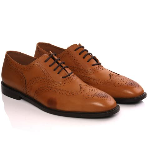 unze mens thoms leather laced up dress office shoes uk