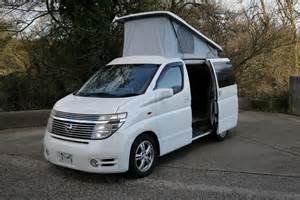Nissan Rv Nissan Elgrand Cer Conversions At Free Spirit Autos