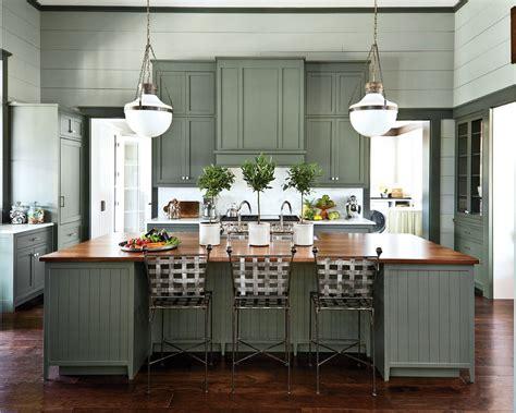sage green kitchen contemporary  range hood polished