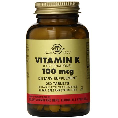 vitamin k supplement side effects best form of vitamin k supplement vitsupp