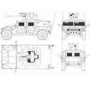 Hummer M242 Bushmastergif