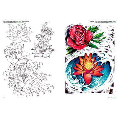 fiori school revistas dvd revista dise 241 os tatuajes flores 3