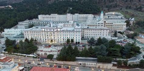 ospedale casa sollievo della sofferenza 60 176 anniversario di casa sollievo della sofferenza