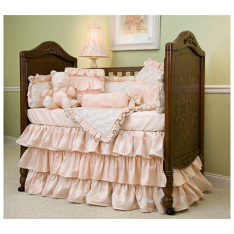 elegant crib bedding elegant nursery bedding thenurseries