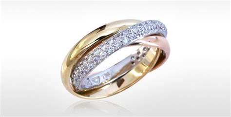 pave set russian wedding ring gold river jewellers