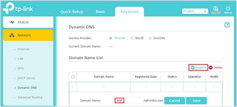Tp 001 Set Jangkar how to set up tp link ddns on tp link wireless router new logo tp link