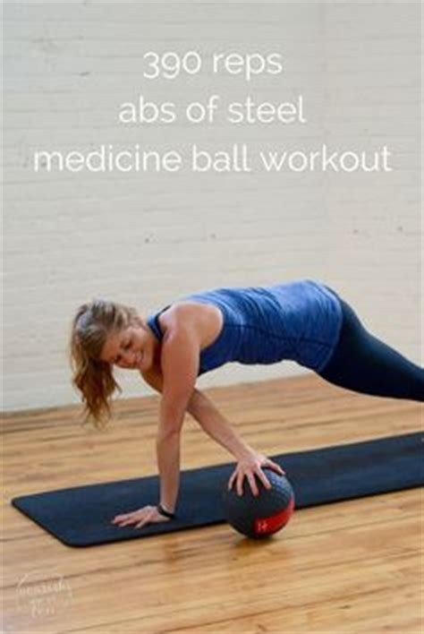 take your medicine 20 minute total medicine workout from oxygen magazine get fit