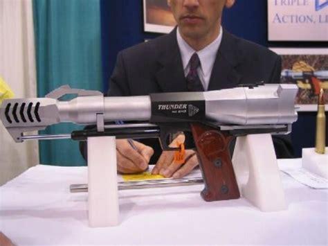 50 bmg pistol more popular weapon designs more ergonomic more