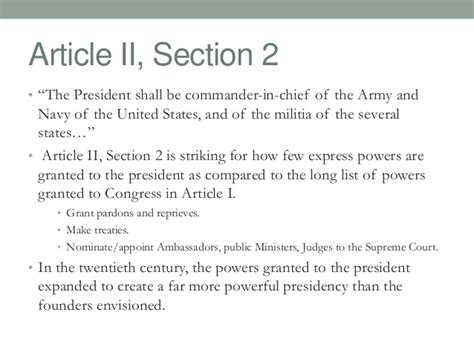 article ii section 6 articles of the constitution