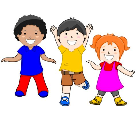 Child Clipart happy children clipart clipartsgram