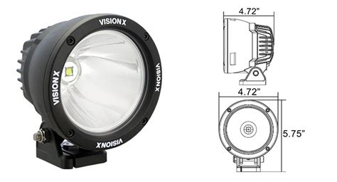 Vision X Light Cannon by Vision X Europe Cannon 25 Watt